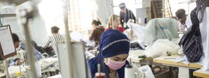 'Textielarbeiders betalen de prijs voor de kledij die zij al in elkaar gestikt hebben'