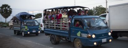 Undercover-operatie in Cambodjaanse kledingfabriek