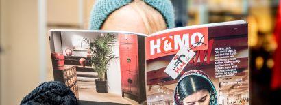 H&M-wachtkamer in Gentse Langemunt