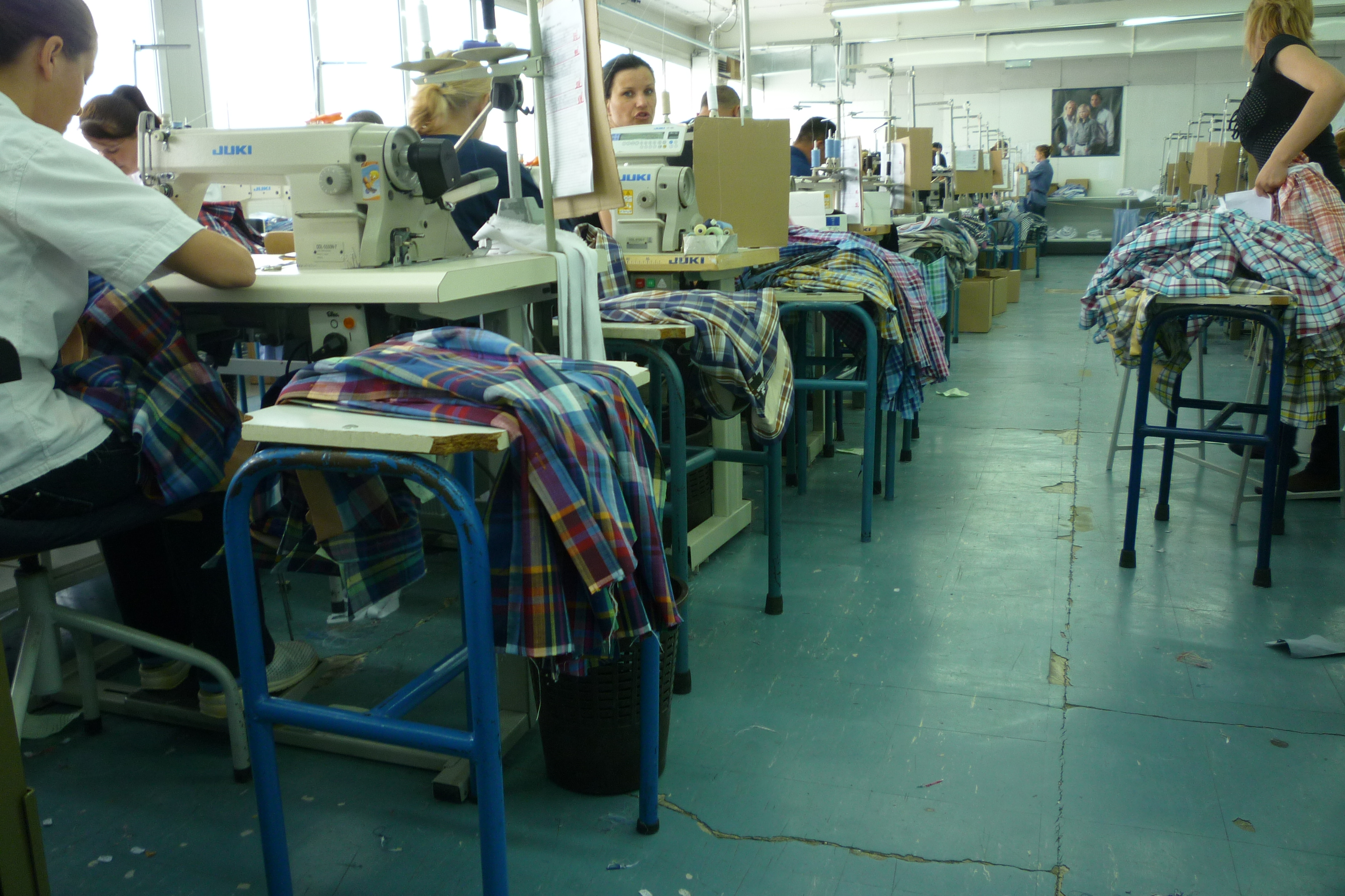 2012 Macedonian seamstresses