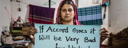 Staat er een vervaldatum op de veiligheid van kledingwerkers in Bangladesh?